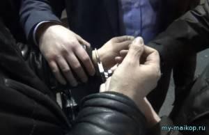 В Адыгее задержали подозреваемых в краже металлических изделий